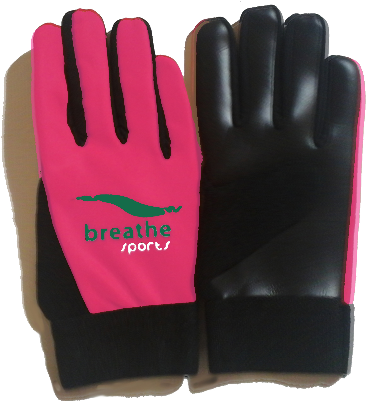 Kids Gloves (Pink/Black)