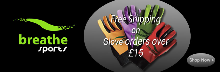 Breathe Sports Gaelic Glove FREE DELIVERY