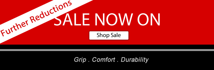 Sale now on Gaelic Gloves