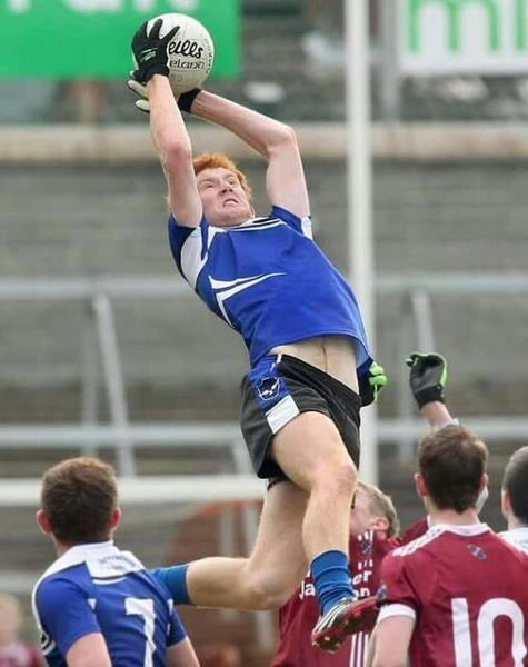 Conor Glass St Patricks college Hogan Cup campaign
